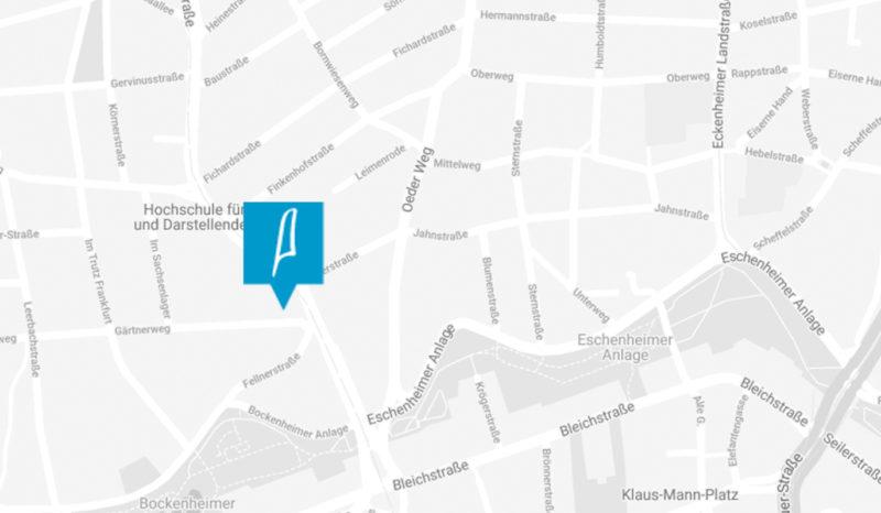 Maat Standort Frankfurt